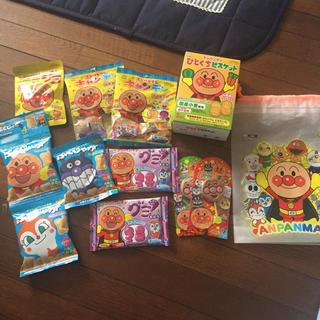 アンパンマン(アンパンマン)のアンパンマン お菓子セット(菓子/デザート)