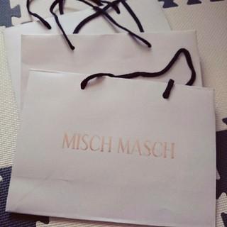 ミッシュマッシュ(MISCH MASCH)の♡ミッシュマッシュ 紙袋♡(ショップ袋)