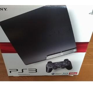 プレイステーション3(PlayStation3)の早いもの勝ち!PS3 120GB CECH-2000A(家庭用ゲーム機本体)