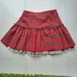57e4aaf488e75 イングファースト(INGNI First)のイング ファースト スカート 140㎝(スカート)