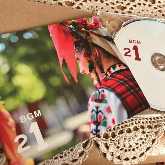 MUJI (無印良品)(ムジルシリョウヒン)の❇︎おもち様専用❇︎ 無印良品のBGM 6&9&21  エンタメ/ホビーのCD(ヒーリング/ニューエイジ)の商品写真