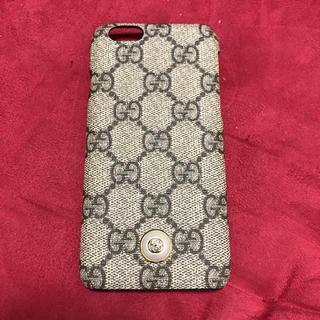 グッチ(Gucci)のお値下げしました GUCCI iPhoneケース(モバイルケース/カバー)
