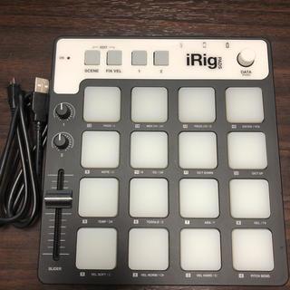 iRig PADS(MIDIコントローラー)