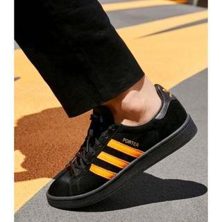 アディダス(adidas)の即完売adidasアディダスPORTERポータースニーカーCAMPUSキャンパス(スニーカー)