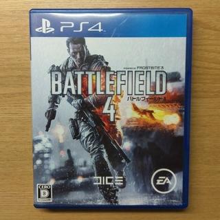 プレイステーション4(PlayStation4)のBF4 PS4ソフト バトルフィールド4(家庭用ゲームソフト)