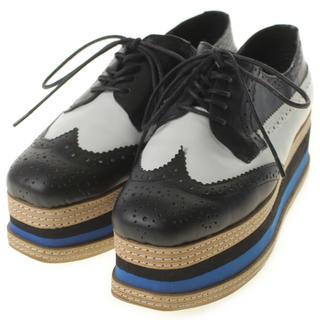 ジェフリーキャンベル(JEFFREY CAMPBELL)のジェフリーキャンベル(ローファー/革靴)