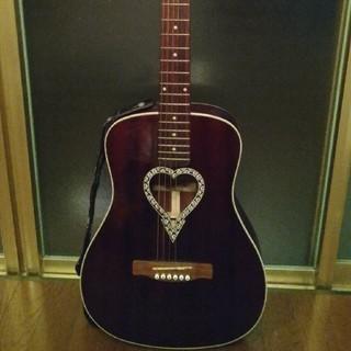 フェンダー(Fender)のアコースティックギター(アコースティックギター)