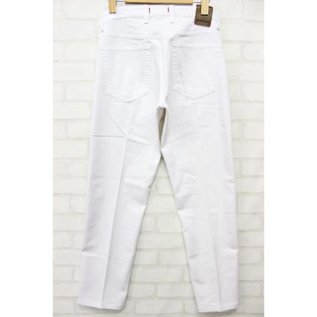 JACOB COHEN(ヤコブコーエン)のバローニオ Baronio ホワイトパンツ メンズのパンツ(デニム/ジーンズ)の商品写真
