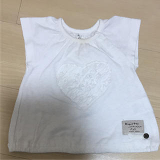 ビケット(Biquette)のキムラタン ビケット カットソー 70(Tシャツ/カットソー)
