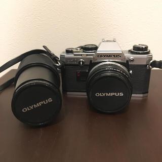 オリンパス(OLYMPUS)のOLYMPUS OM10(フィルムカメラ)