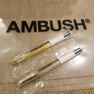 AMBUSH アンブッシュ 4色ボールペン