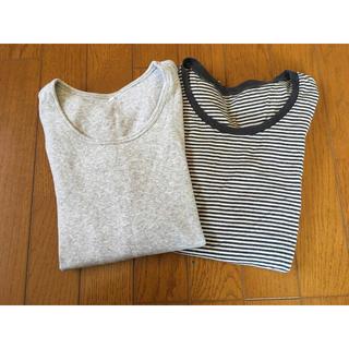 ムジルシリョウヒン(MUJI (無印良品))の専用(Tシャツ(長袖/七分))