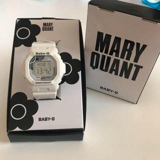 マリークワント(MARY QUANT)のマリークヮント G-SHOCK(腕時計(デジタル))