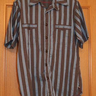 シュガーケーン(Sugar Cane)のシュガーケーン ストライプワークシャツ(シャツ)