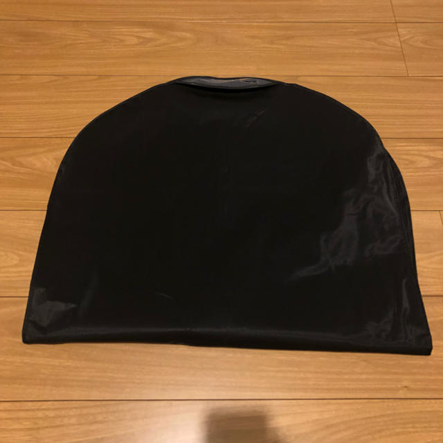 スーツカバー 黒 メンズのスーツ(セットアップ)の商品写真