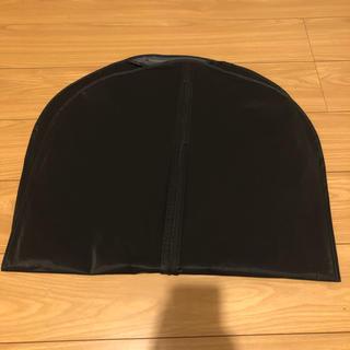 スーツカバー 黒(セットアップ)