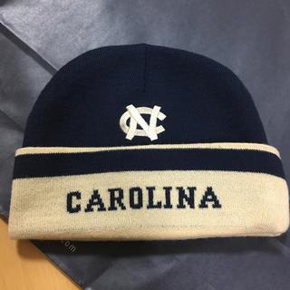 ナイキ(NIKE)のナイキバスケ ノースカロライナ大 ニット帽(ニット帽/ビーニー)