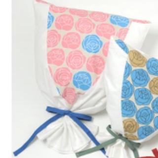ウンナナクール 花束 巾着袋