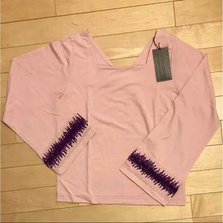 シースウェイ(seesway)のシースウェイフィーリー☆新品タグ付きSサイズ(Tシャツ(長袖/七分))