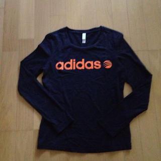 アディダス(adidas)のAdidas 長袖シャツ(Tシャツ(長袖/七分))