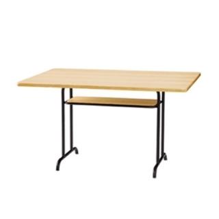 ウニコ(unico)の☆お値下げ☆uniko FUNEAT(ファニート) ダイニングテーブルW1200(ダイニングテーブル)