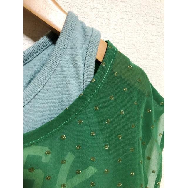 GO TO HOLLYWOOD(ゴートゥーハリウッド)の6980A◆GoToHollywood セットもの 110cm キッズ/ベビー/マタニティのキッズ服女の子用(90cm~)(Tシャツ/カットソー)の商品写真