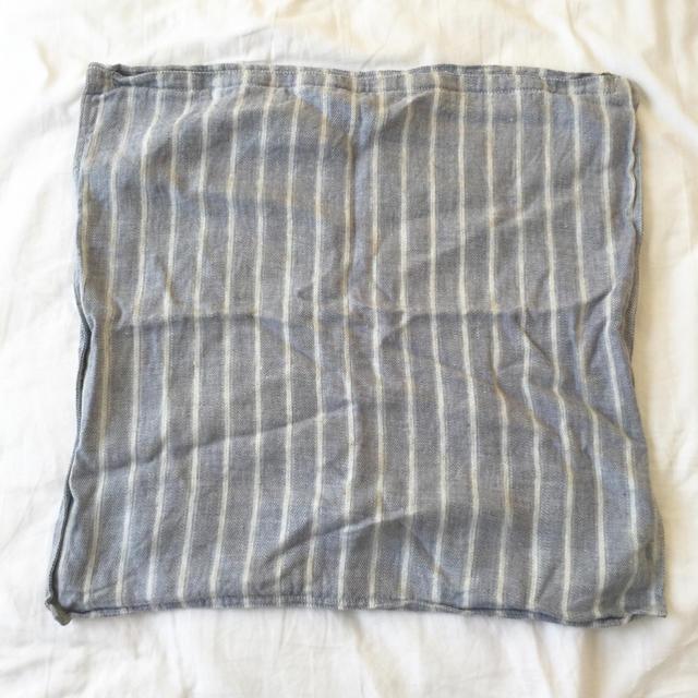 ムジルシリョウヒン(MUJI (無印良品))の新品未使用 無印. クッションカバー