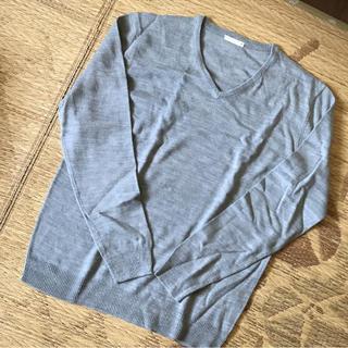 ジーユー(GU)のGu 薄手セーター M(ニット/セーター)