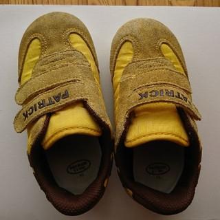 パトリック(PATRICK)の子供靴 PATRICK 15㎝(スニーカー)
