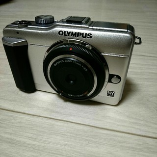 オリンパス(OLYMPUS)の【モモちゃん様専用】オリンパス デジタルカメラ E-PL1 Wi-Fi対応(デジタル一眼)
