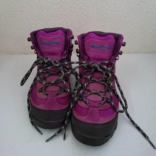 コロンビア(Columbia)の【Columbia】登山靴 23.5cm(登山用品)