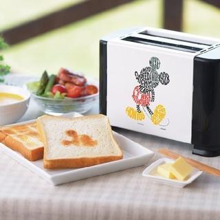 ディズニー(Disney)の専用 新品ミッキートースター、プーさんホットサンドメーカ(調理機器)