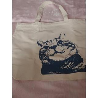 猫のつくねちゃんトートバッグ 新品未使用(トートバッグ)