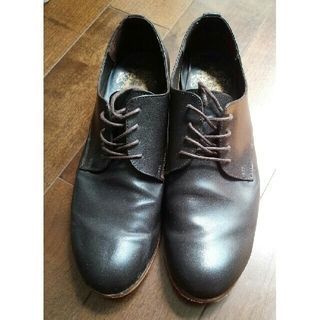靴 カミナンド CAMINANDO プレーントゥレザーシューズ(ローファー/革靴)