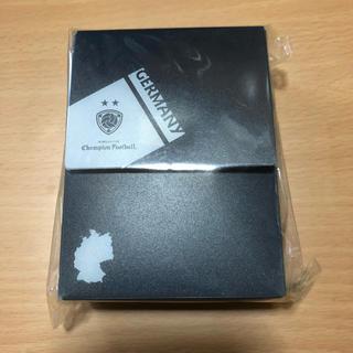 WCCF デッキケース ドイツ(Box/デッキ/パック)