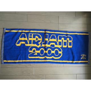 ハイスタンダード(HIGH!STANDARD)のAIRJAM 2000 スポーツタオル(ミュージシャン)