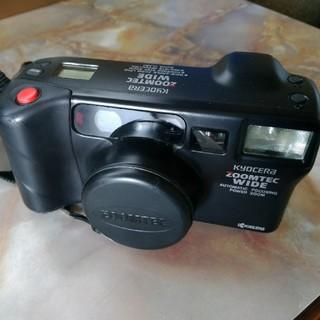 キョウセラ(京セラ)の京セラ ZOOMTEC WIDE フィルムカメラ(フィルムカメラ)