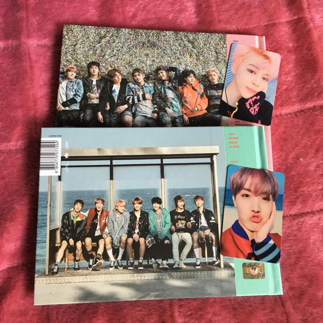 防弾少年団(BTS)(ボウダンショウネンダン)のBTS YNWA アルバム