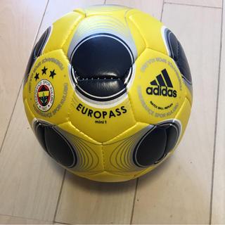 アディダス(adidas)のフェネルバフチェ アディダスマスコットボール(キャラクターグッズ)