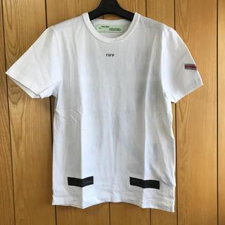 オフホワイト(OFF-WHITE)のOFF-WHITE TEE 17AW Tシャツ(Tシャツ/カットソー(半袖/袖なし))
