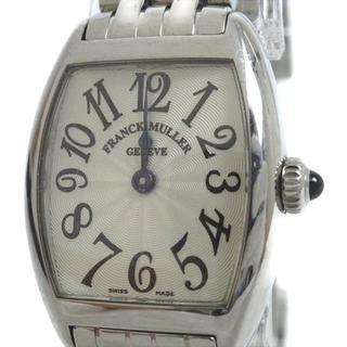 フランクミュラー(FRANCK MULLER)のジャス様専用☆☆☆超美品☆正規品☆レア フランクミュラー 腕時計  ジャス様専用(腕時計)