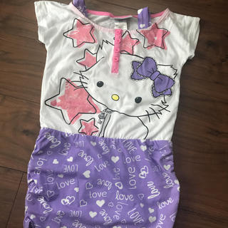 Charmmy kitty ワンピース♡女児 110-120