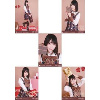 ノギザカフォーティーシックス(乃木坂46)の乃木坂46 北野日奈子さん 生写真(女性アイドル)