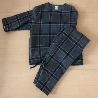 サンシー(SUNSEA)のsunsea 14aw Wool Check セットアップ(その他)