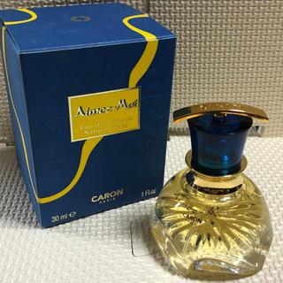 キャロン(CARON)のエメモア オードトワレ 30ml CARON Aimez-Moi(香水(女性用))