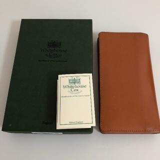 ホワイトハウスコックス(WHITEHOUSE COX)のWhitehouse Cox 長財布 S8819 ブライドルレザー 財布(長財布)