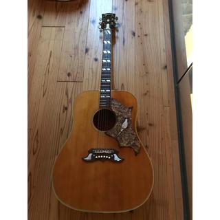 ギブソン(Gibson)の期間限定  値下げ!! ギブソン DOVE   1968(アコースティックギター)