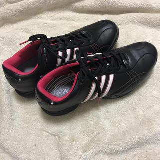 アディダス(adidas)のあやめ様専用  アディダス ゴルフシューズ(シューズ)