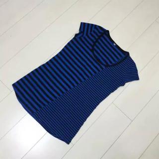 スライ(SLY)のSLY ボーダーTシャツ(Tシャツ(半袖/袖なし))