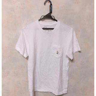 スヌーピー(SNOOPY)のスヌーピーシャツ(Tシャツ(半袖/袖なし))